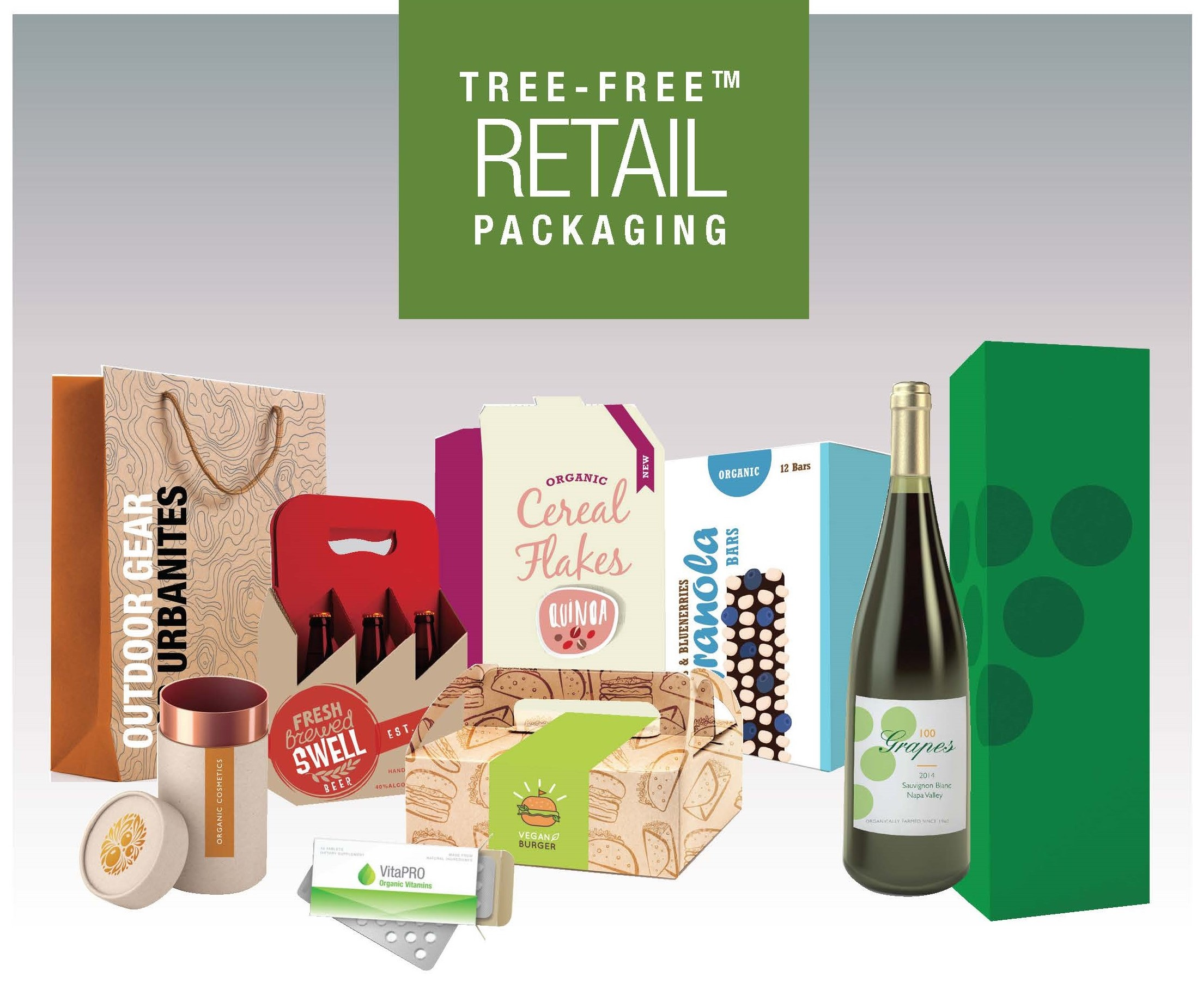 Tree-Free Packaging