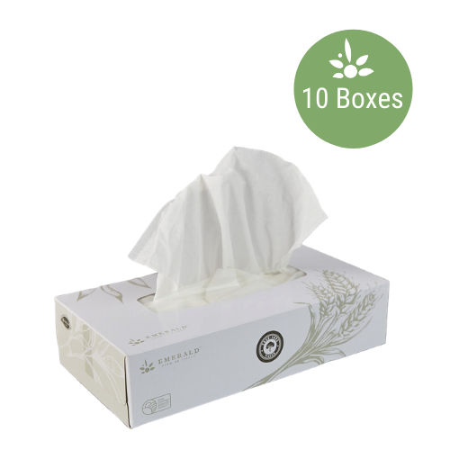 Emerald Tree Free Facial Tissue