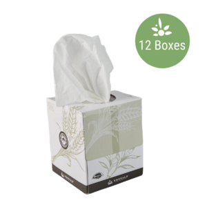 Emerald Facial Tissue Boutique Box