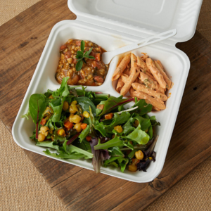 Emerald Take-Out Container