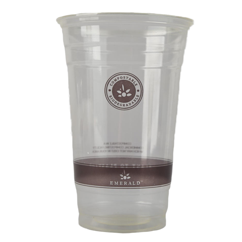 Emerald Compostable Cold Cups