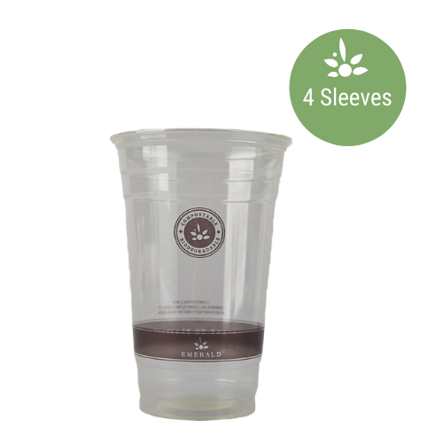 Emerald Compostable 12 oz. Cold Cup