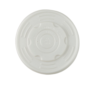 Emerald Compostable Container Lids