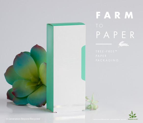 Emerald Tree Free Packaging Board