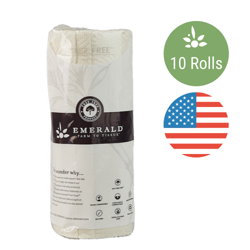 Emerald Tree Free Paper Towels