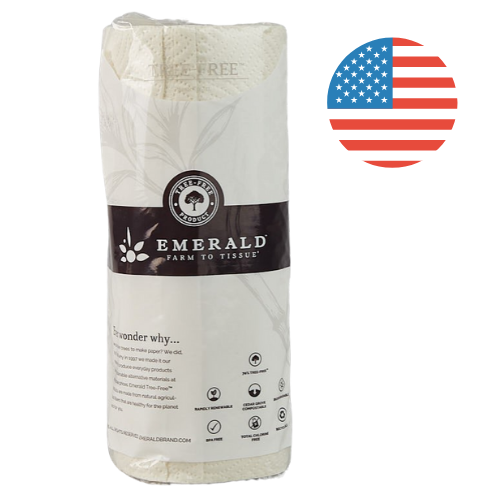 Emerald Tree Free Paper Towels